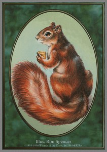 Ron Spencer Squirrel